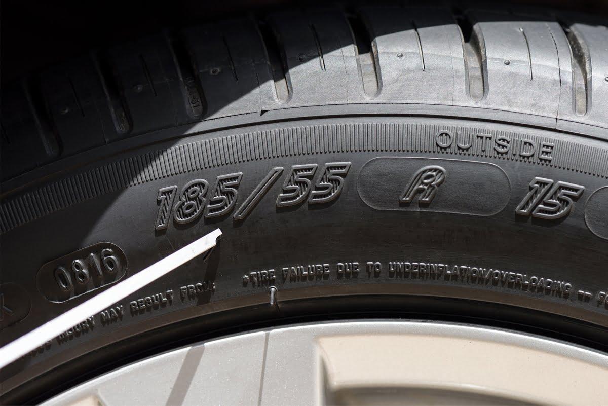 Etichette degli pneumatici