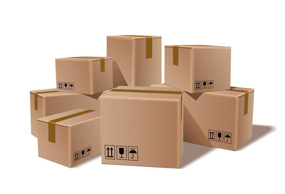 scatole per traslochi